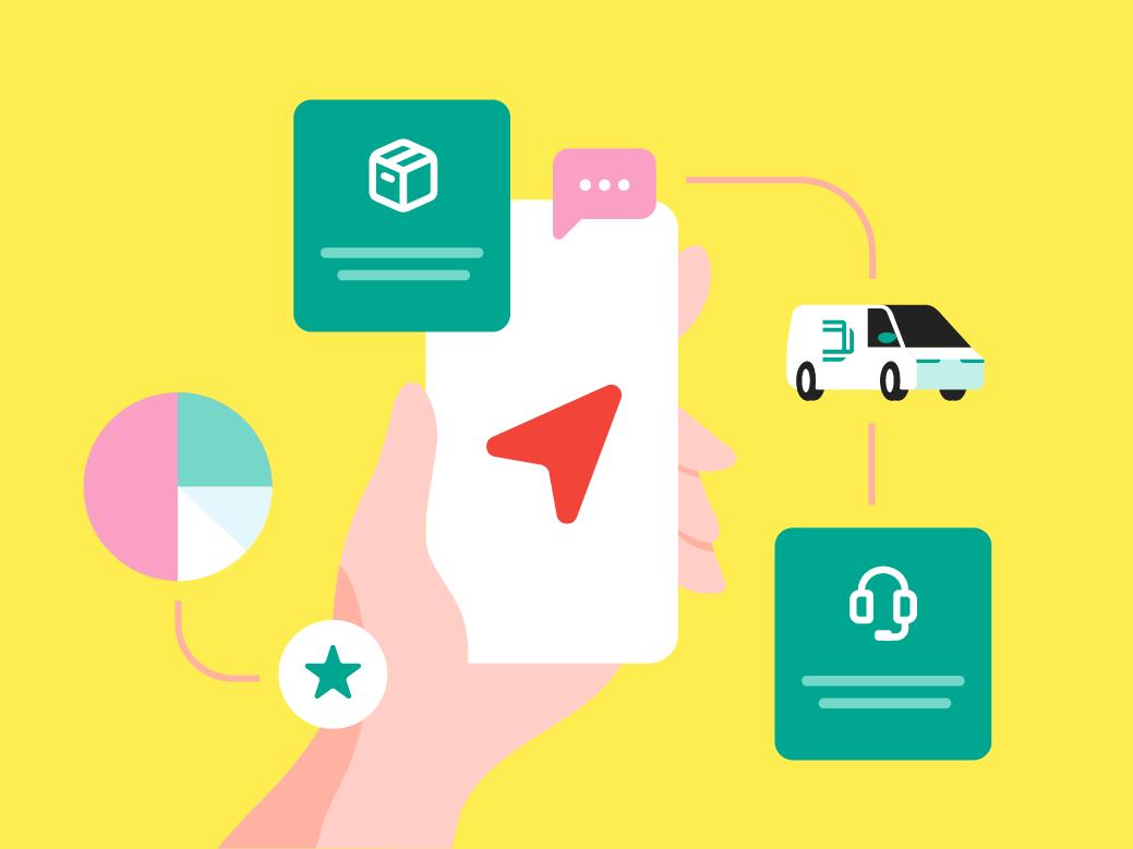 Technology platform app